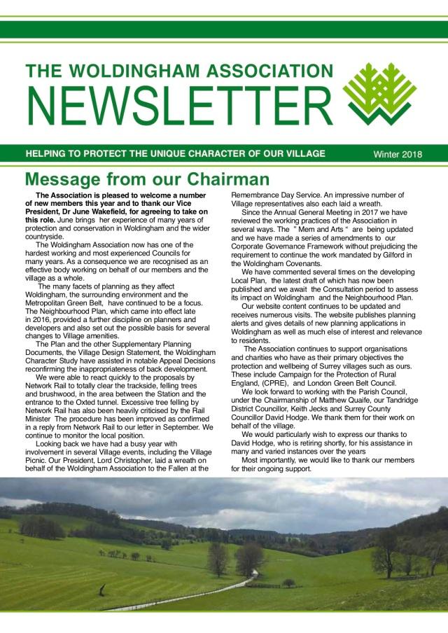 WA Newsletter 2018v3 for web
